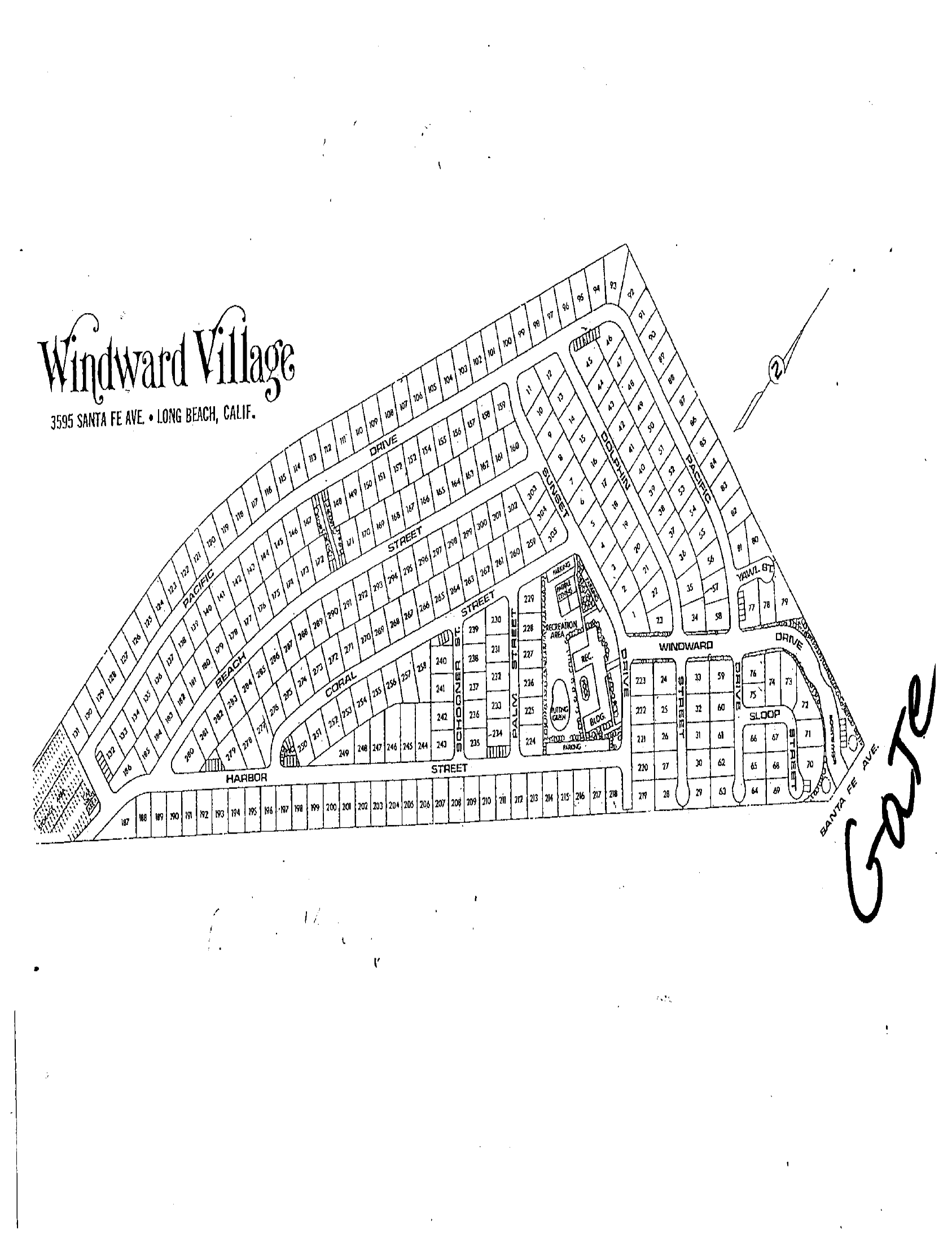 Windward_Village_Map